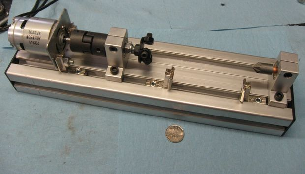 Picture of Mini Metal Lathe