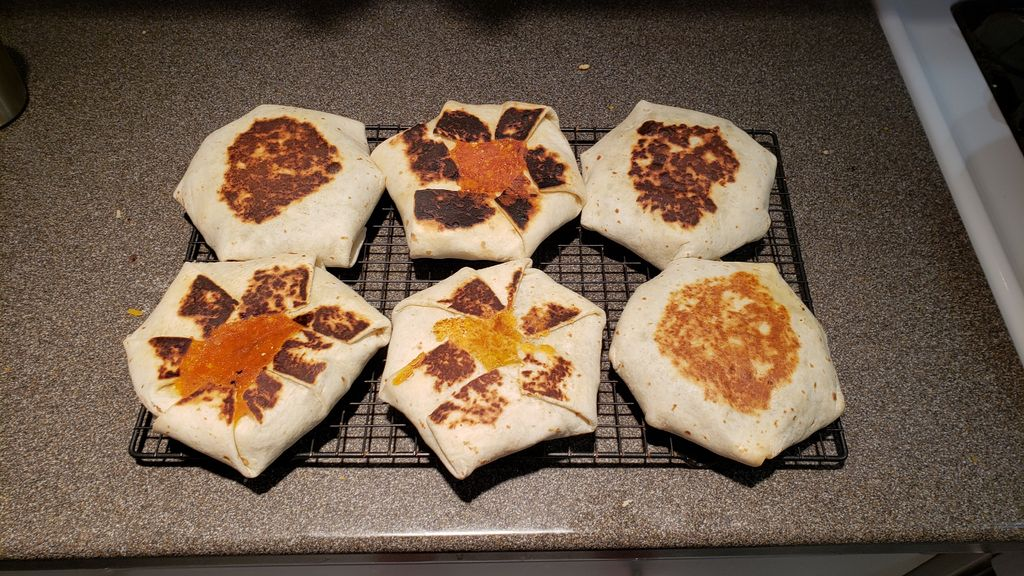 Picture of Upgraded Breakfast Crunch Wraps