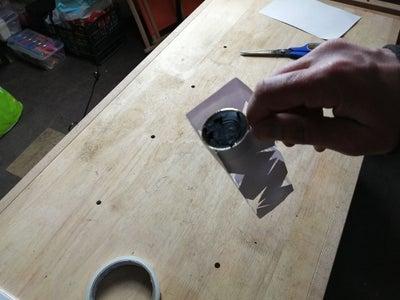 Step 2. Cutting