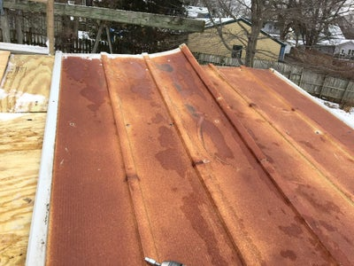 Step 6: Roofing
