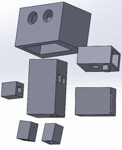 Building/Operating Box(ing) Man