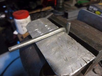 Make the Handle Shaft.