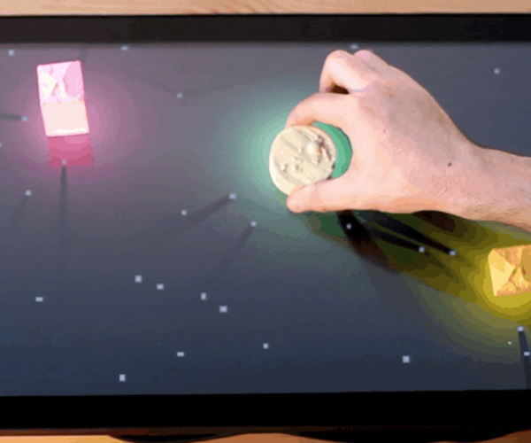 Object Interaction with Touchscreens