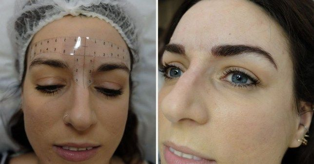 Picture of How to Get Eyebrow Microblading
