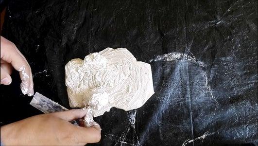 Use of Plaster of Paris