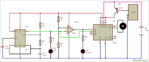 Theory and Circuit Diagram