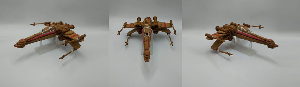 X-wing - Star Wars Gingerbread