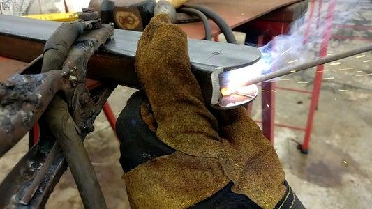 Constructing the Pivot Legs.