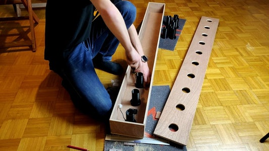 Installing the Sockets in the Box