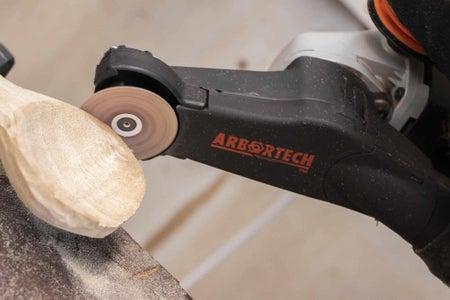Rough Sanding / Gentle Shaping