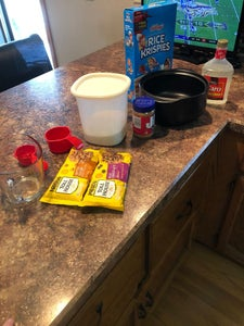 How to Make Special-k-bars
