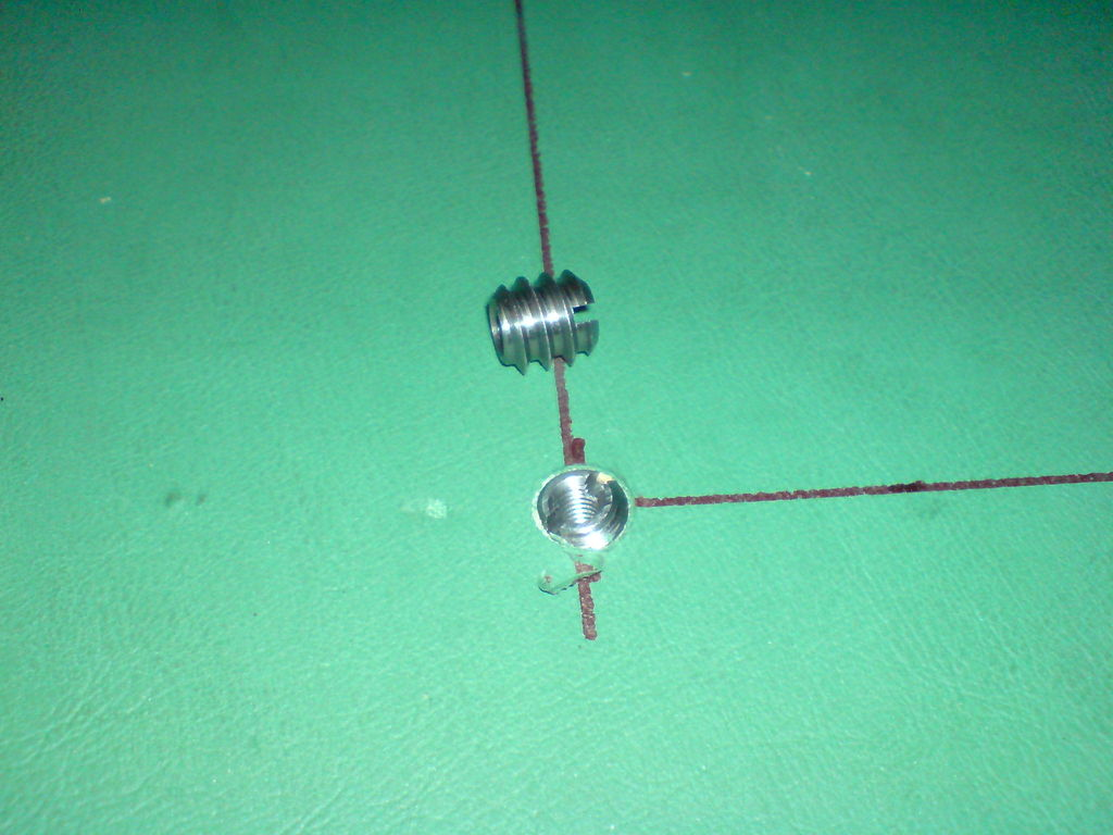 Picture of Placing the Harddiscs