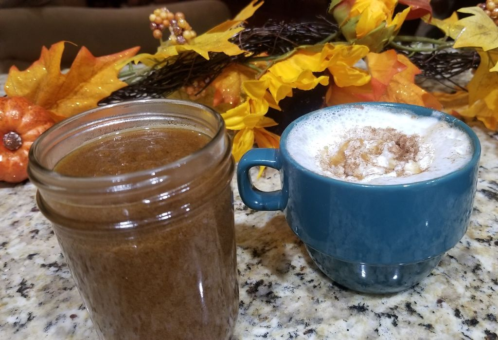 Picture of Make-at-Home Pumpkin Spice Latte Sauce
