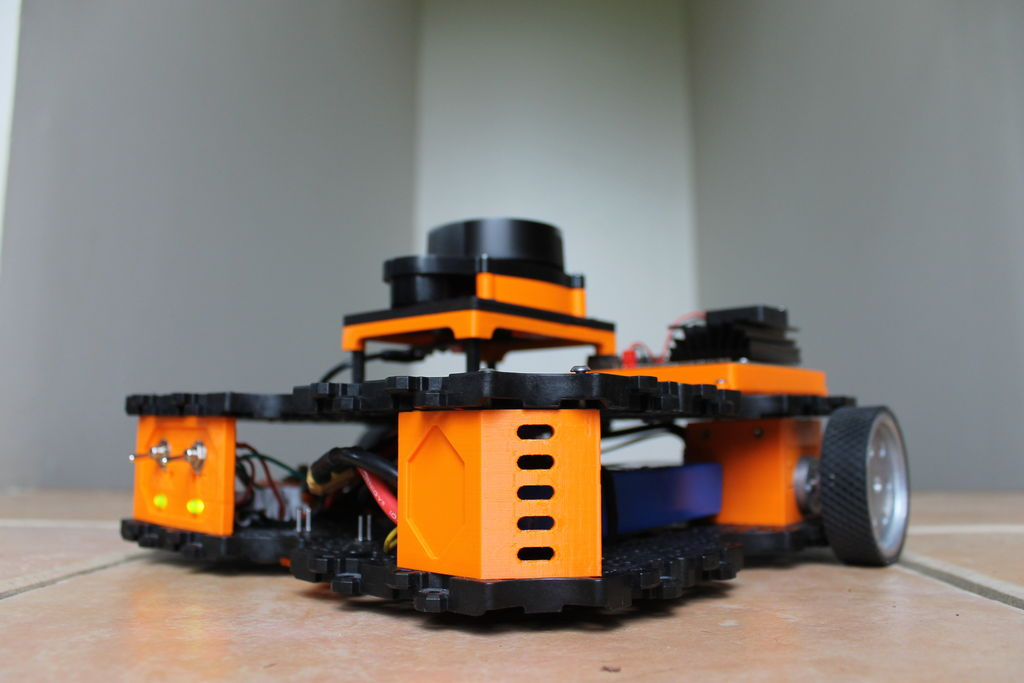 Picture of Build Your Own Turtlebot Robot!