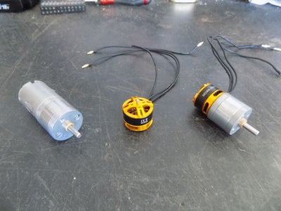 """""""5 Minute"""" Brushless Gearmotor for Beetleweight Combat Robots"""