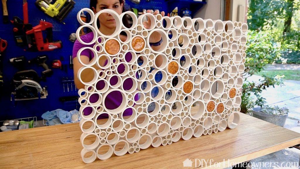Picture of Arrange PVC Slices
