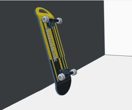Children's Dual-purpose Skateboard