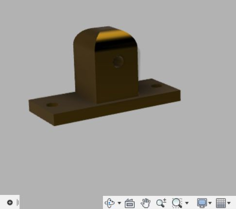 Picture of Step 8: Make Longitudinal Slide Rail Bracket