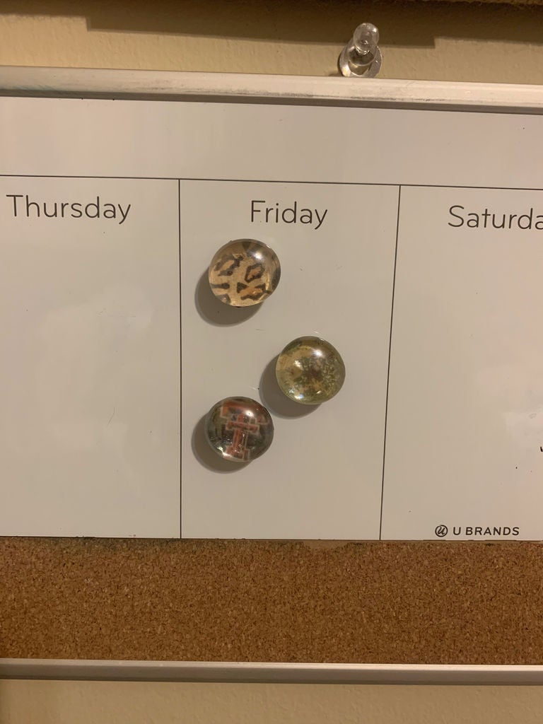 Picture of How to Make Decorative Magnets