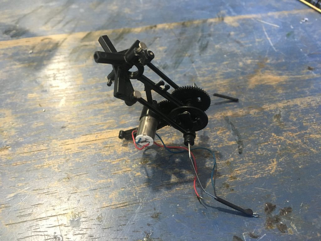 Picture of Modifying the Dragonfly Toy Mechanism