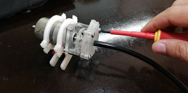 ELECTRICAL CONNECTIONS AND FINAL ASSEMBLY