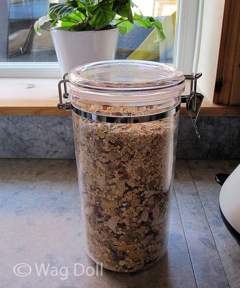 Toasted Oat & Nut Muesli Recipe