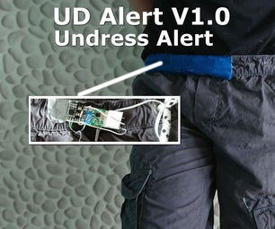 UD-Alert. for a Boy With Autism
