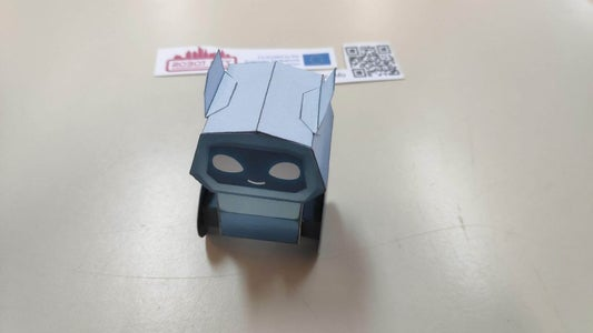 Robot Assembly Part 2