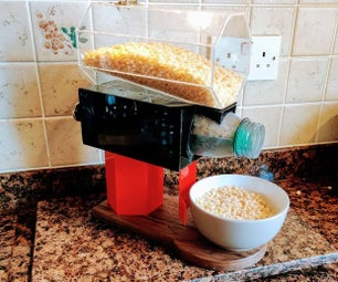Automated Cereal Dispenser