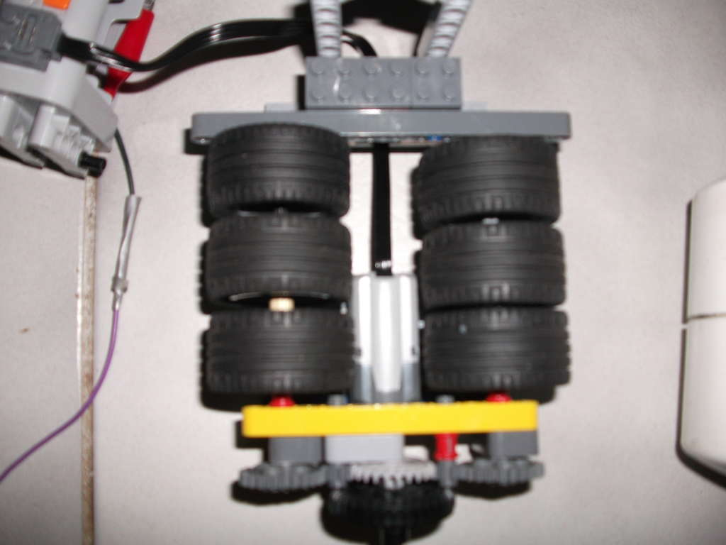 Picture of How to Make a Ball Mill With Lego and a Pvc Pipe --includes Digital Design File
