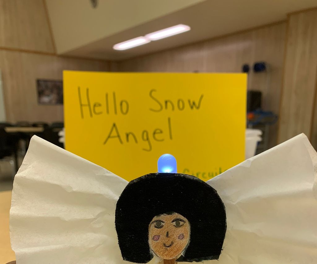 Hello, Snow Angel!