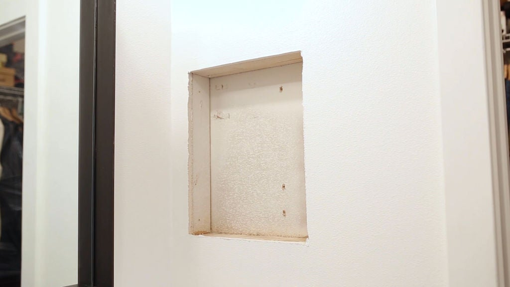 Picture of Prepare the Wall Cavity