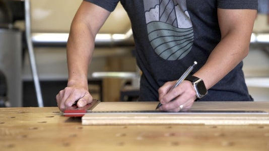 Breaking Down Plywood & Edgebanding