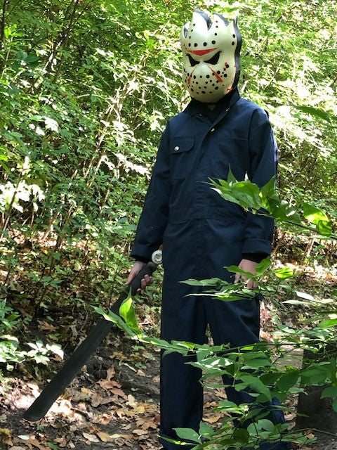 Picture of Spitfire Jason Costume