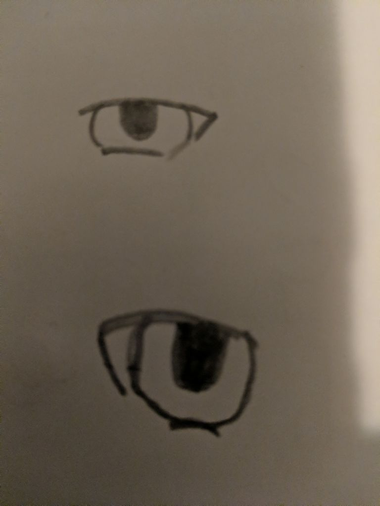 Picture of Add the Oval Pupil