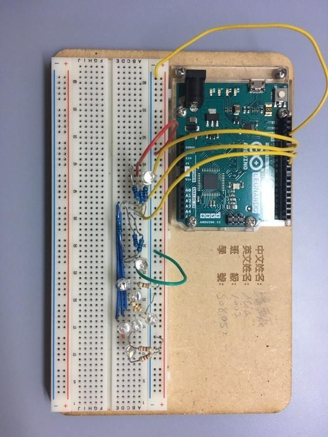 Picture of Connect Things on to Your Arduino Board