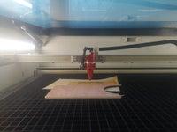 Laser Etching the Kapton Tape to Produce Graphene