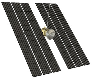 Design a Space Satellite in Fusion 360