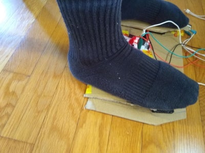 Custom Key-bindable Pedals With Makey Makey
