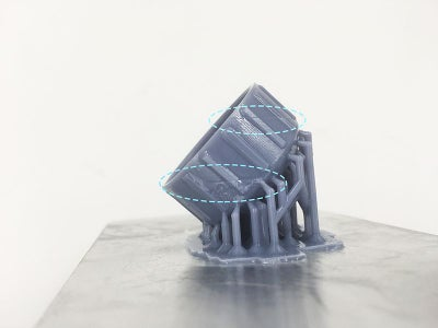 How to Eliminate Z-axis Lines Caused by Peel/Separation Force in Bottom-up SLA/DLP/LCD 3D Printing?