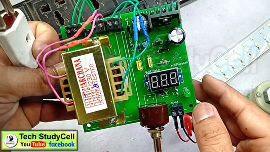 Solder the Components on the PCB