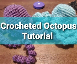 Crocheted Octopus Tutorial