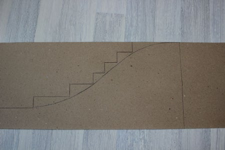 Back and Arm Rest Block : Prepare Shaping