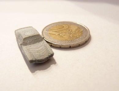 Make Ultra Tiny 3D Prints