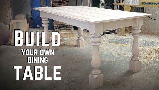 How to Build a High Quality Dining Table With Breadboard Ends