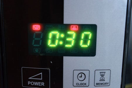 Microwave 30 More Seconds