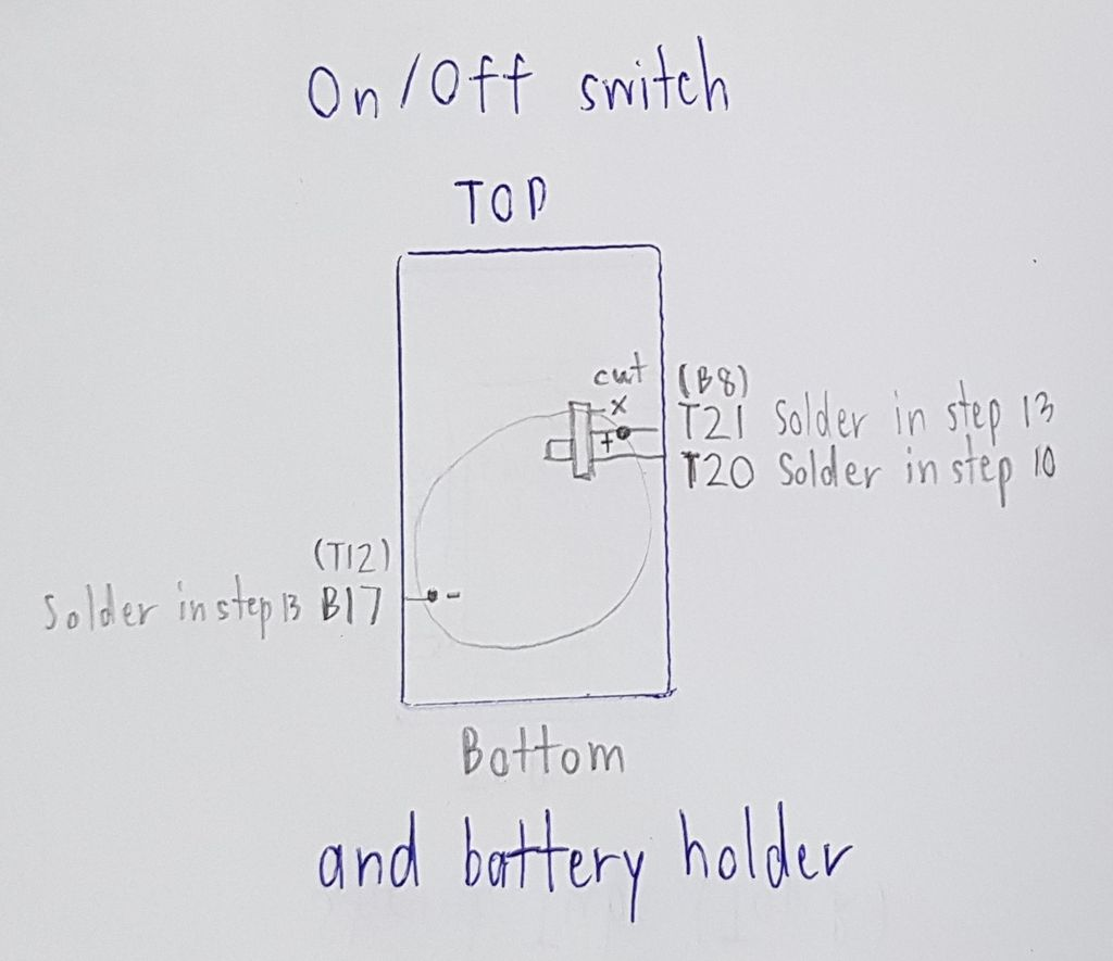 Picture of Solder the Switch