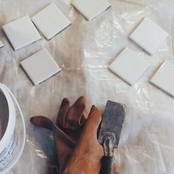 Picture of Tile Backsplash