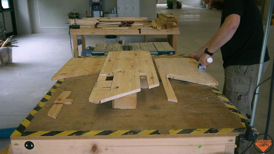 Cutting Internal Panels & Lamination