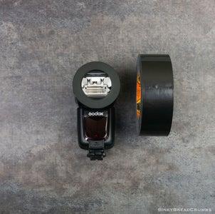 Install Filter Holder/Step Ring
